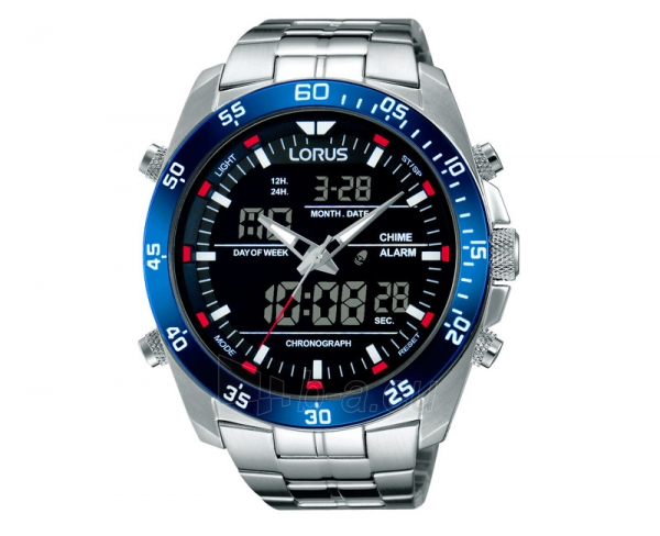 Vīriešu pulkstenis Lorus RW623AX9 Paveikslėlis 1 iš 1 30069610603