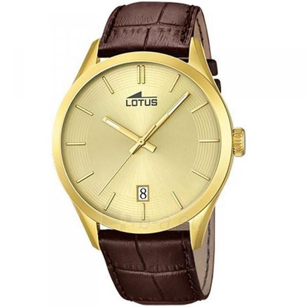 Vyriškas laikrodis Lotus 18112/1 Paveikslėlis 1 iš 1 30069608172