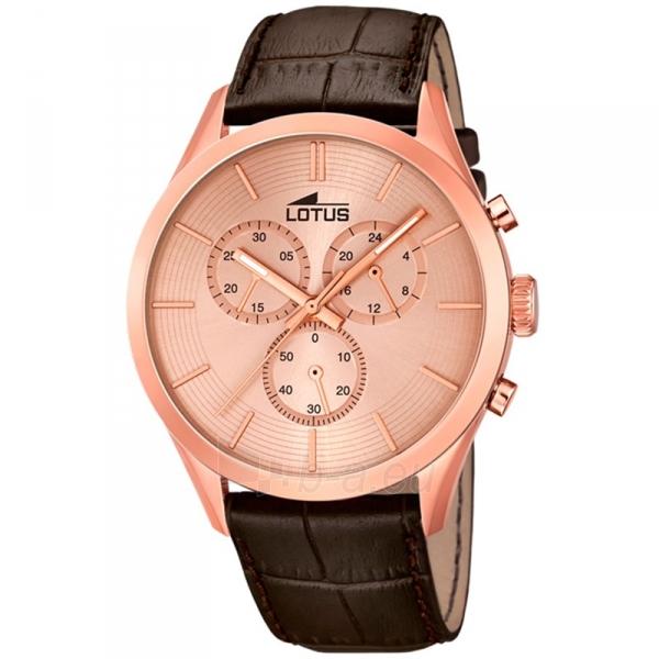 Vyriškas laikrodis Lotus 18121/1 Paveikslėlis 1 iš 1 30069608173