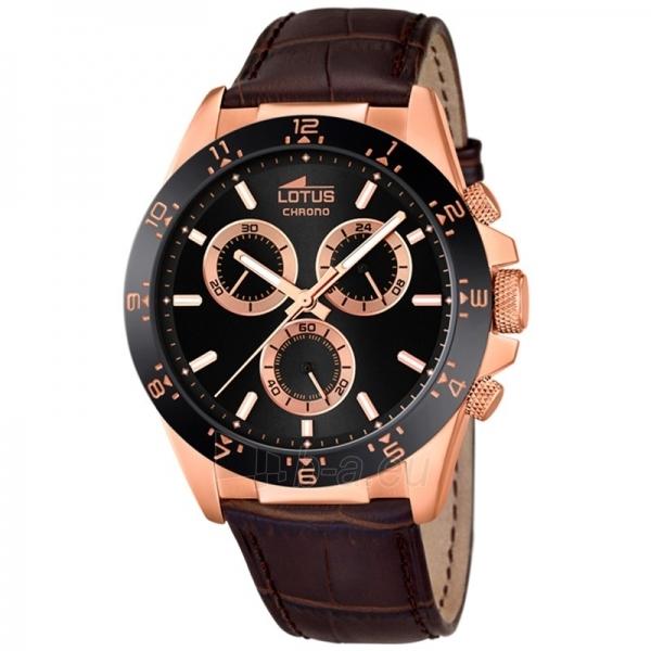 Vyriškas laikrodis Lotus 18158/4 Paveikslėlis 1 iš 1 30069608179