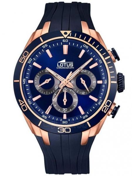 Vyriškas laikrodis Lotus 18193/1 Paveikslėlis 1 iš 1 30069608180