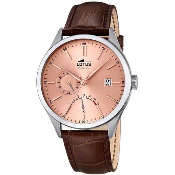 Vyriškas laikrodis Lotus 18214/2 Paveikslėlis 1 iš 1 30069608185