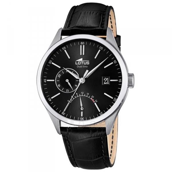 Vyriškas laikrodis Lotus 18214/4 Paveikslėlis 1 iš 1 30069608186