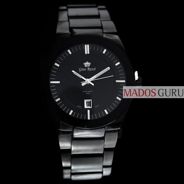 Men's watch Minimalistinis Gino Rossi GR136J Paveikslėlis 1 iš 3 30069600749