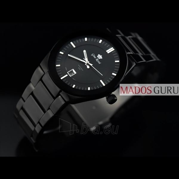 Men's watch Minimalistinis Gino Rossi GR136J Paveikslėlis 2 iš 3 30069600749
