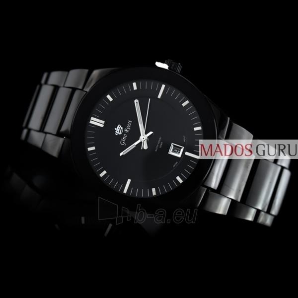 Men's watch Minimalistinis Gino Rossi GR136J Paveikslėlis 3 iš 3 30069600749