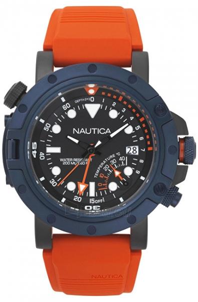 Male laikrodis Nautica Porthole NAPPRH013 Paveikslėlis 1 iš 3 310820169509