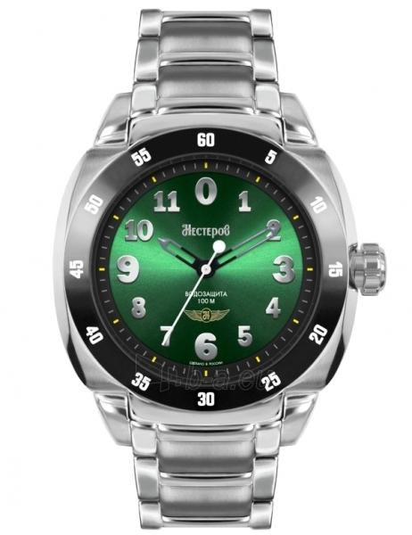 Male laikrodis NESTEROV  H027202-77N Paveikslėlis 1 iš 1 30069609859