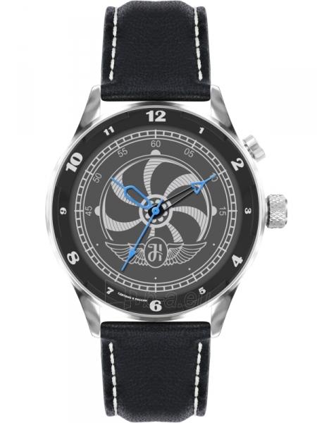 Male laikrodis NESTEROV  H028102-05EB Paveikslėlis 1 iš 1 30069609864