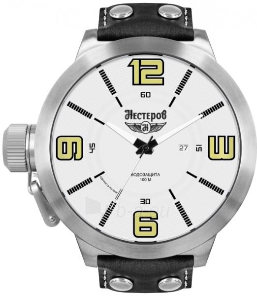 Male laikrodis NESTEROV  H0943B02-05A Paveikslėlis 1 iš 1 30069609876