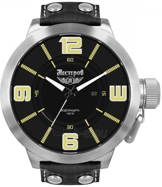 Vyriškas laikrodis NESTEROV  H0943B02-05E Paveikslėlis 1 iš 1 30069609877