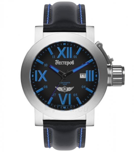 Vyriškas laikrodis NESTEROV  H0957A02-13EB Paveikslėlis 1 iš 1 30069609879