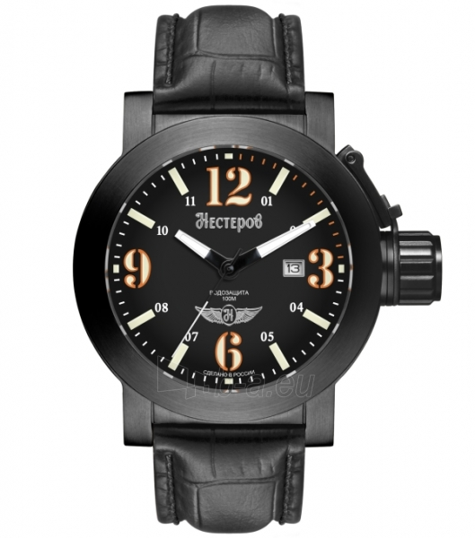 Vīriešu pulkstenis NESTEROV  H0957A32-05EJ Paveikslėlis 1 iš 1 30069609884