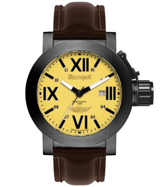 Vyriškas laikrodis NESTEROV  H0957A32-13F Paveikslėlis 1 iš 1 30069609885
