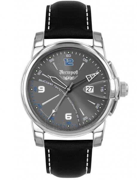 Male laikrodis NESTEROV  H098402-05KE Paveikslėlis 1 iš 1 30069609906