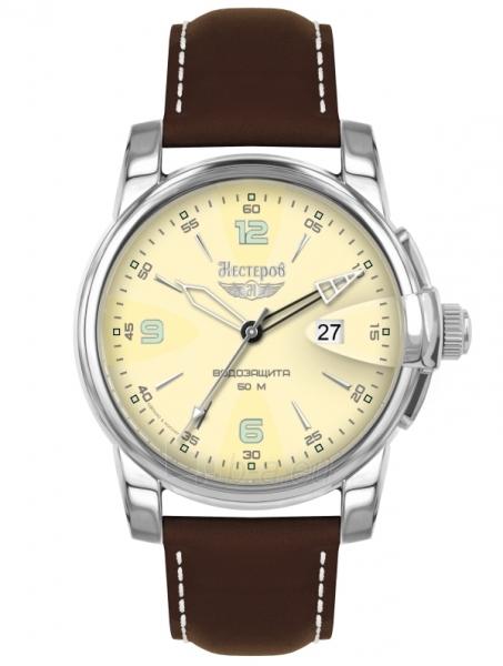 Male laikrodis NESTEROV  H098402-15F Paveikslėlis 1 iš 1 30069609908