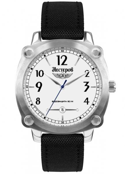 Male laikrodis NESTEROV  H098802-175A Paveikslėlis 1 iš 1 30069609913