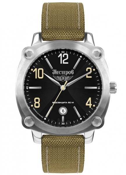 Male laikrodis NESTEROV  H098802-175ED Paveikslėlis 1 iš 1 30069609914