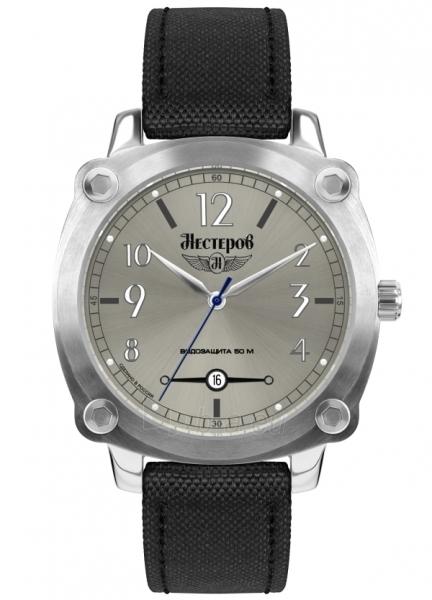 Male laikrodis NESTEROV  H098802-175G Paveikslėlis 1 iš 1 30069609916