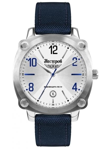 Male laikrodis NESTEROV  H098802-175SA Paveikslėlis 1 iš 1 30069609917