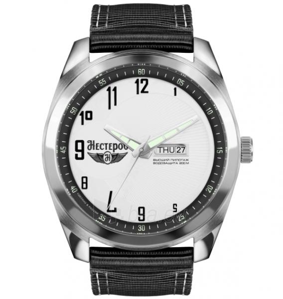 Vyriškas laikrodis NESTEROV  H118502-175A Paveikslėlis 1 iš 1 30069609922