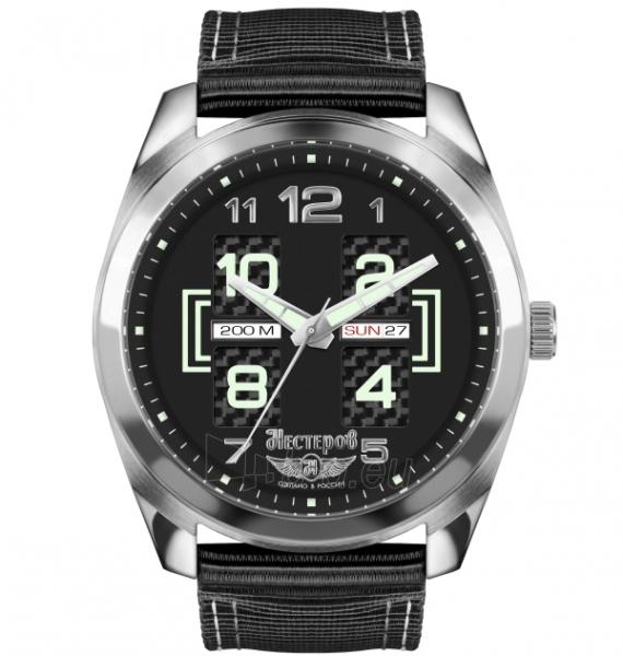 Male laikrodis NESTEROV  H118502-175E Paveikslėlis 1 iš 1 30069609923