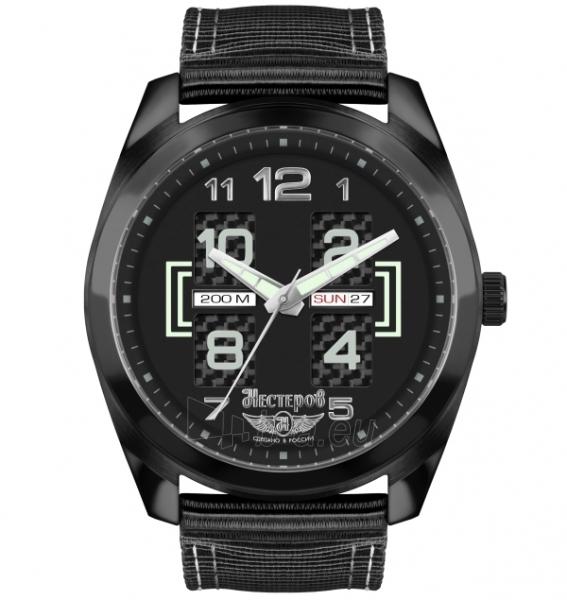 Male laikrodis NESTEROV  H118532-175E Paveikslėlis 1 iš 1 30069609925
