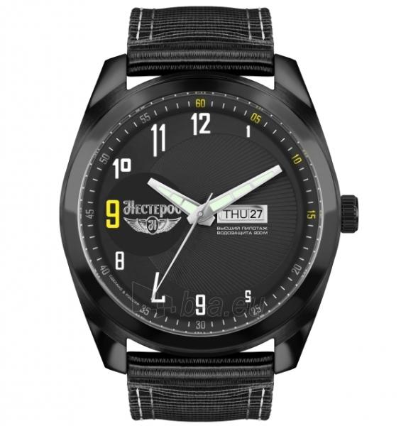 Male laikrodis NESTEROV  H118532-175Y [CLONE] Paveikslėlis 1 iš 1 30069609926