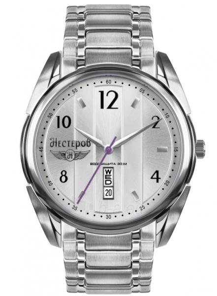 Male laikrodis NESTEROV  H118602-75A Paveikslėlis 1 iš 1 30069609927