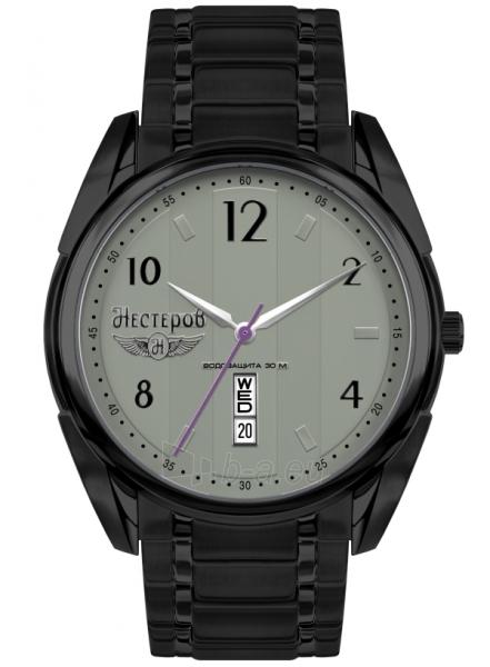 Male laikrodis NESTEROV  H118632-75W Paveikslėlis 1 iš 1 30069609929