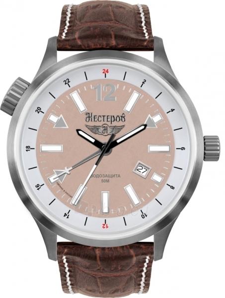 Male laikrodis NESTEROV  H2467A02-14F Paveikslėlis 1 iš 1 30069609936