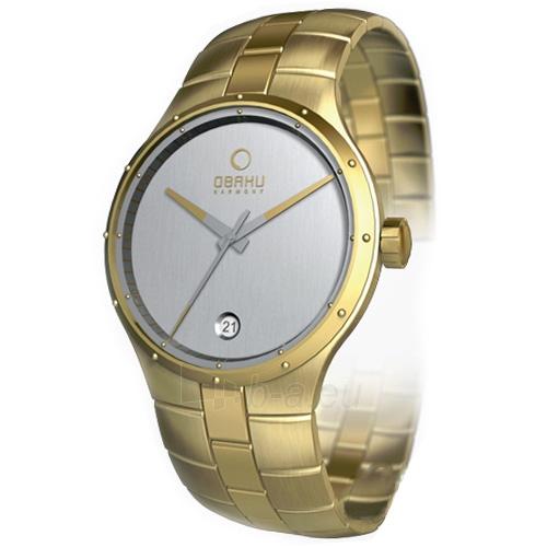 Vyriškas laikrodis Obaku Harmony V111GGCSG Paveikslėlis 1 iš 1 30069608232