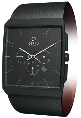 Vyriškas laikrodis Obaku Harmony V126GBBRB Paveikslėlis 1 iš 1 30069608239