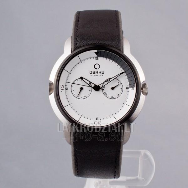 Vyriškas laikrodis Obaku Harmony V141GCIRB Paveikslėlis 1 iš 4 310820009998