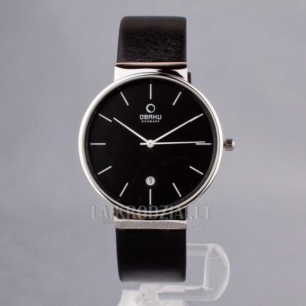 Vyriškas laikrodis Obaku Harmony V153GCBRB Paveikslėlis 1 iš 4 310820009884