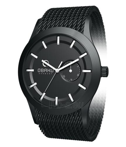 Vyriškas laikrodis OBAKU OB V124GBBMB Paveikslėlis 1 iš 1 30069608249