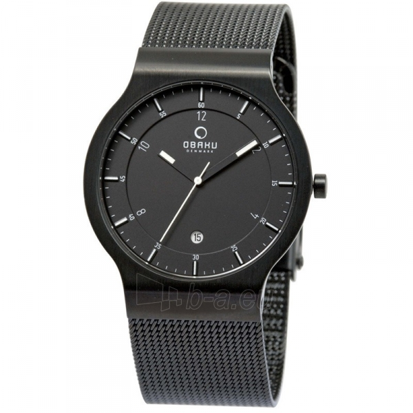 Vīriešu pulkstenis OBAKU OB V133XBBMB Paveikslėlis 1 iš 1 310820009911