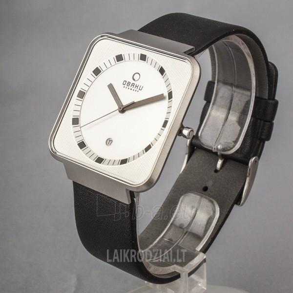 Men's watch OBAKU OB V139GCIRB Paveikslėlis 5 iš 5 30069605946