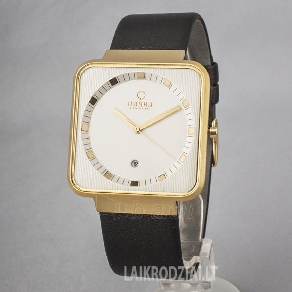 Vyriškas laikrodis OBAKU OB V139GGIRB Paveikslėlis 1 iš 5 30069605947