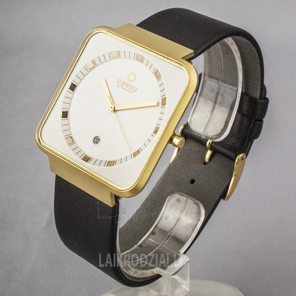 Vyriškas laikrodis OBAKU OB V139GGIRB Paveikslėlis 5 iš 5 30069605947