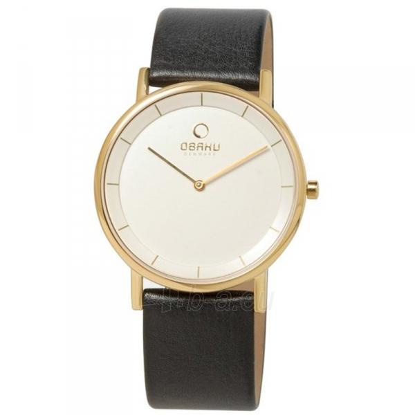 Vyriškas laikrodis OBAKU OB V143GGWRB Paveikslėlis 1 iš 1 310820009914