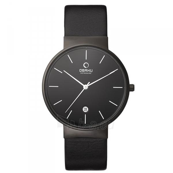 Vyriškas laikrodis OBAKU OB V153GDBBRB Paveikslėlis 1 iš 1 310820010040