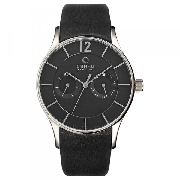 Vyriškas laikrodis OBAKU OB V175GMCBRB Paveikslėlis 1 iš 1 310820009916