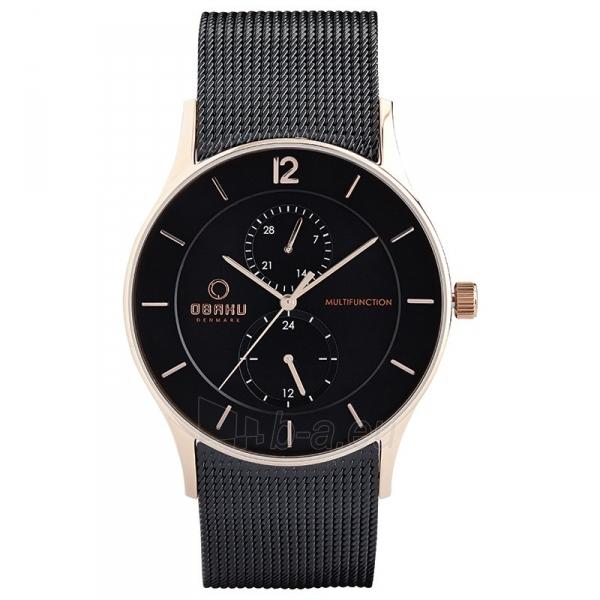 Vyriškas laikrodis Obaku V157GMVBMB Paveikslėlis 1 iš 1 310820010045