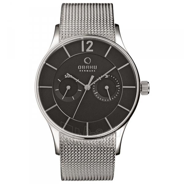 Male laikrodis Obaku V175GMCBMC Paveikslėlis 1 iš 1 310820010047