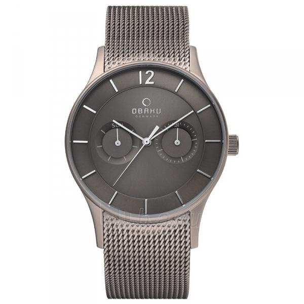 Male laikrodis Obaku V175GMTJMJ Paveikslėlis 1 iš 1 310820010042