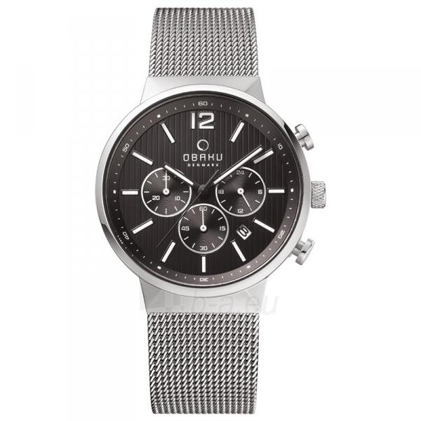 Vīriešu pulkstenis Obaku V180GCCBMC Paveikslėlis 1 iš 1 310820010056