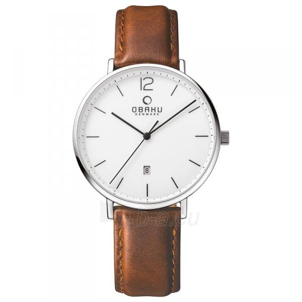 Vīriešu pulkstenis Obaku V181GDCWRN Paveikslėlis 1 iš 1 310820010048