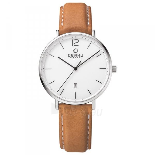 Male laikrodis Obaku V181GDCWRZ Paveikslėlis 1 iš 1 310820010053