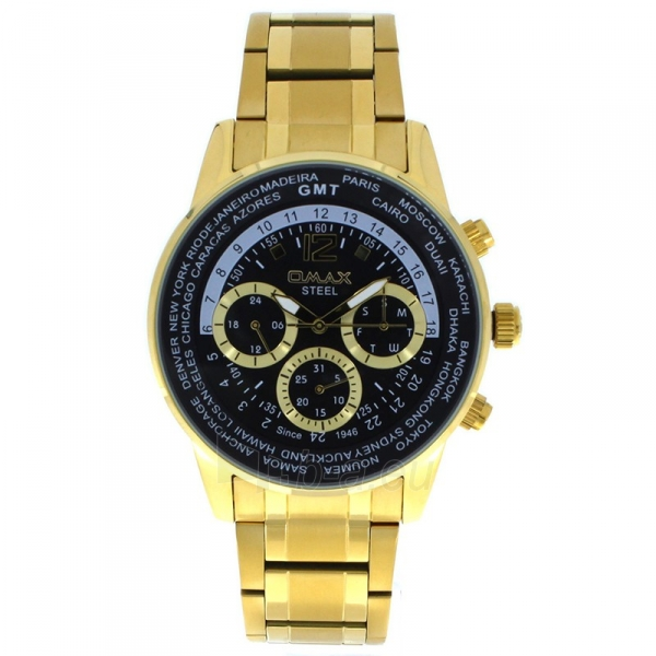 Vyriškas laikrodis Omax 32SMG21I Paveikslėlis 1 iš 2 310820009950